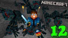 Minecraft - La farm di Ragni delle Caverne è pronta. Facciamo un sacco di esperienza ... http://youtu.be/UpaHdqW_NHg