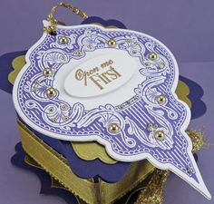 Ornate Ornaments | Waltzingmouse Stamps