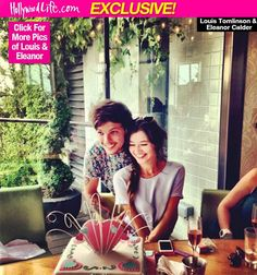 Louis Tomlinson: The Romantic Gift He Gave Ex Eleanor Calder After His Baby News