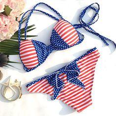 American bow Bikini