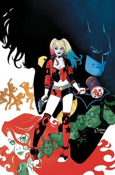 *Subscription*Monthly subscription to the Harley Quinn comic book. Price reflects 2 issues per month for this bi-weekly comic book.
