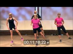 Faithful Workouts Fitness Video: 30 minute workout - YouTube