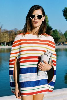 Aw I love this, for those chillier days out on the boat right?