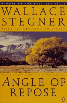 Angle of Repose is a beautifully written story (and a Pulitzer Prize winner!)  Also loved Crossing to Safety by Stegner as well