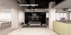 Proyecto G&D Oficinas – Pseudonimo Ideas, Iron, Offices, Foods, Wood, Projects, Thoughts