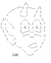 Little Devils in ASCII Text Art