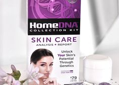 Stop wasting money on beauty products that don't work. The Home DNA skin care test gives you a personalized treatment plan to achieve your best skin! Silver Ombre Hair, Dyed Hair Ombre, Gray Hair, White Hair, Ombre Hair At Home, Hair Dye Removal, Hair Color Remover, Pastel Pink Hair, Skin Care Masks