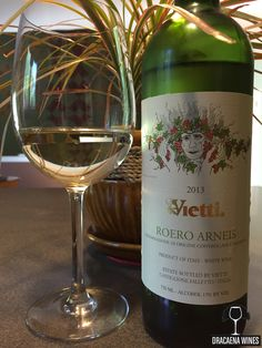Vietti Arneis - On the second Saturday of every month a group of foodies and winos get together to discuss their favorite two topics.