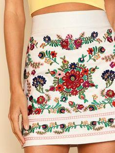 Lolita Skirt | turquoisecollective.com