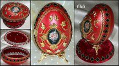 Dekorované vejce