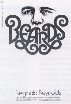 Beards book cover by Tom Carnase.