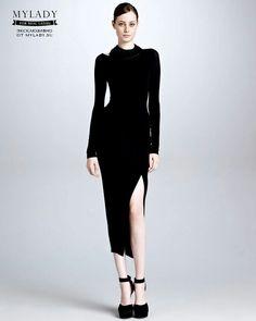 #whiteskin #blackdress * _ *