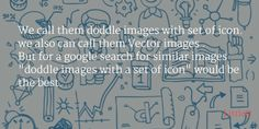 #Doddle Images #images with set of Icons #vector images