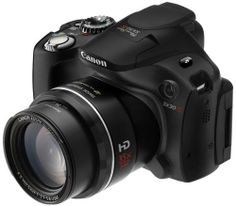 Canon Powershot Sx30 Is Casi Nuevo - S/. 650,00