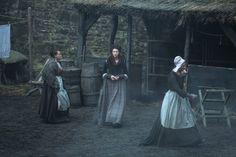 *New/Old* HQ of Sam and Cait from Outlander Season 1 – SamCaitLife Claire Fraser, Jamie Fraser, Outlander Season 1, Outlander Tv, Outlander Series, Sam And Cait, Caitriona Balfe, Diana Gabaldon, Jack Black