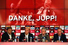 Danke, Jupp!
