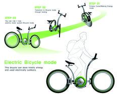 One Bike : aussi bien pour l'intérieur que l'extérieur…