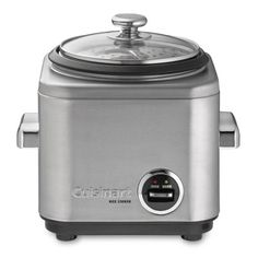 Cuisinart Electric Rice Cooker......I don't remember how to cook rice on the stove anymore.