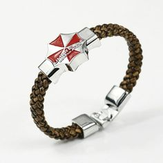 Buy RESIDENT EVIL Umbrella Corporation Bracelet at Pica Collection for only $ 11.95