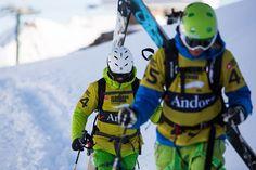 Los andorranos Dani Fornell y Lorelei Torres y el español Aymar Navarro 'wild card' para el FWT de Vallnord Arcalís | Lugares de Nieve