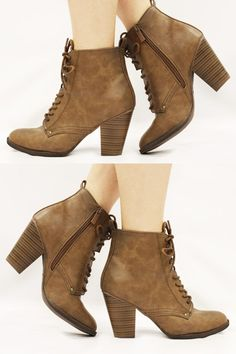 I really like this pair of booties.