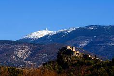 Le Mont Ventoux, géant de Provence