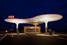 Get Pumped: 8 Filling Stations Fueled By Great Design - Architizer