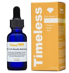 Crazy Shenanigans: Timeless Skin Care