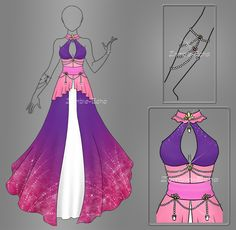 Clothing: Adopt: 22 (RE-OPEN) Set Price by Zombie-Echo