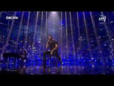 Eurovision 2014 Hungary: András Kállay-Saunders - Running (1st Semi-Final) - YouTube