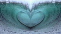 waves of my heart Heart In Nature, All Heart, I Love Heart, Heart Wave, Lonely Heart, I Love The Beach, My Love, Follow Your Heart, Be My Valentine