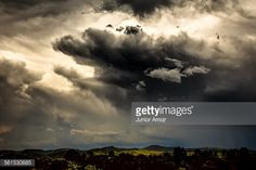Summer Storm Stock Photo   Getty Images