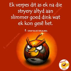 Clever Quotes, Funny Quotes, Afrikaanse Quotes, Language, Humor, Soul Food, Words, Tatoos, Intelligent Quotes