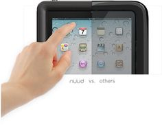 Apple iPad Case | LifeProof.  Can't wait to get this and our iphone 5 cases.
