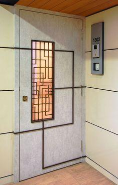 Door Design Interior, Flat Interior, Main Entrance Door Design, Entrance Doors, Door Texture, Tv Wall Decor, Diy Kitchen Cabinets, My Furniture, Curb Appeal