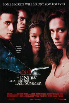 Tiedän yhä mitä teit viime kesänä (1998)