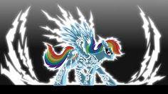 rainbow dash neon - Google Search