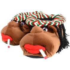 422e665690a3 Rasta Man Character slippers make the perfect gift for Birthdays,  Christmas, Fathers Day,