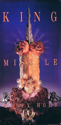 Kind Missile 1993 Happy Hour Original Promo Poster Link to Store: http://stores.ebay.com/Rock-On-Collectibles/Alternative-Rock-Posters-/_i.html?_fsub=10096486&_sid=70220124&_trksid=p4634.c0.m322