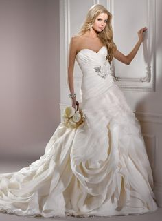 Large View of the Dynasty Bridal Gown Maggie Sottero