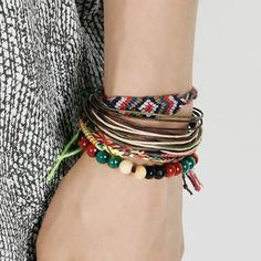 Broidered Bracelet from #YesStyle <3 Rememberclick YesStyle.com