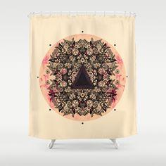 C.W.M.N.+Shower+Curtain+by+Nikola+Nupra+-+$68.00