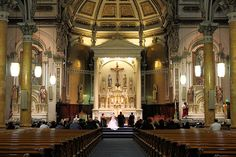 St Anne's Church, Berlin NH