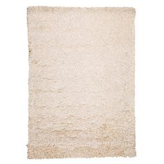 Shaggy Rug 240x170 Cream, 190€, now featured on Fab.