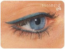 Permanent Eyeliner | Permanent Make up Eyeliner blue | Flickr - Photo Sharing!