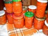 Rețetă Zacusca cu Fasole Boabe de Bucataresele Vesele Romanian Food, Romanian Recipes, My Favorite Food, Favorite Recipes, Canning Pickles, Canning Recipes, Hot Sauce Bottles, Celery, Salsa