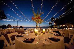 Powel Crosley wedding | Powel Crosley Estate Weddings / Outdoor table setting at the Crosley ...
