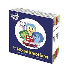 Inside Out Box of Mixed Emotions - Disney Book Group. Shopswell | Shopping smarter together.™
