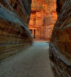 Ancient City of Petra - Jordan | Most Beautiful Pages