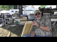 In The Shop - Carving a Decoy - Getting Started - YouTube